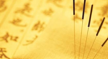 Formation Supérieure en Acupuncture